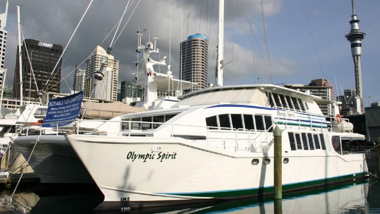 Catamaran Charter Boat #5247