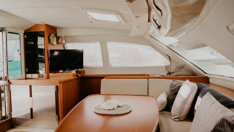 Leopard 46 Catamaran #5271