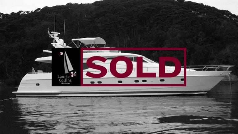 Ferretti Motor Yacht #5277