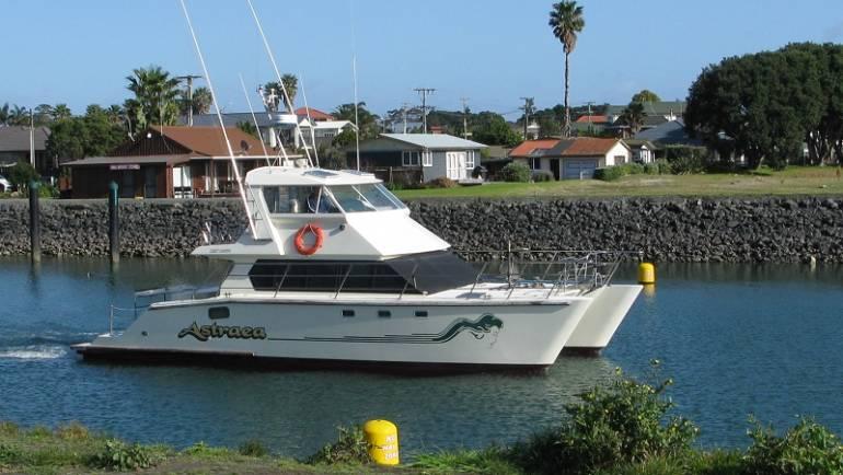 Malcolm Tenant Catamaran #5282