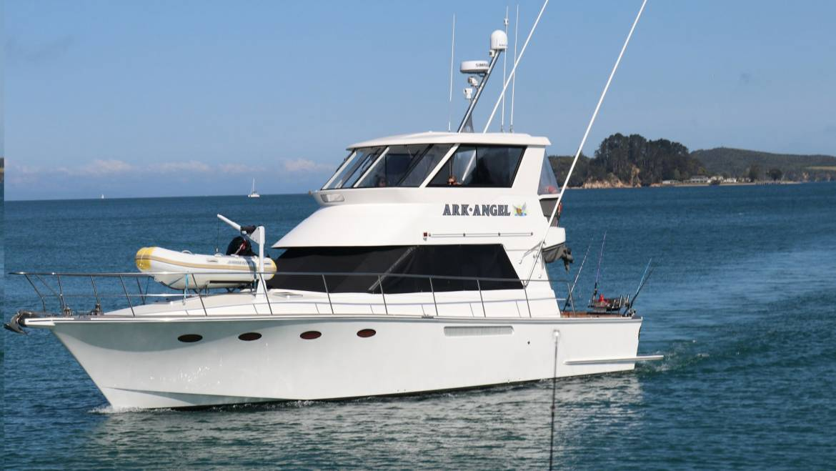 Nautic 1350 Flybridge  #5312
