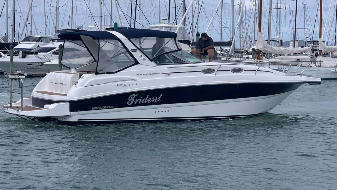 Mustang 3200 Sports Cruiser LE #5320