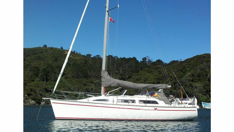 Alan Wright Yacht #5330
