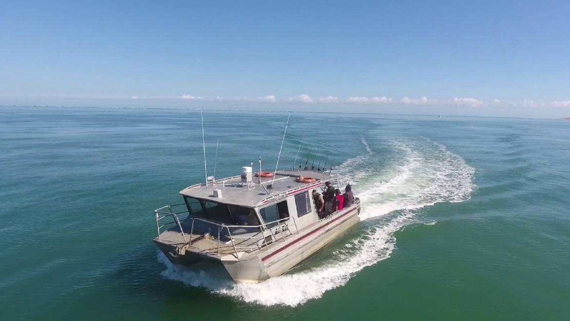 10m (33ft) Alloy Catamaran 1996 by Bladerunner Boats #5338